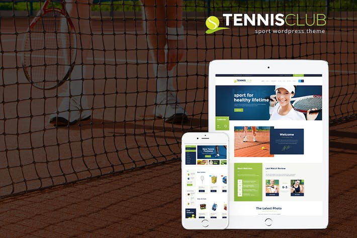 Cover Image For Club de Tenis