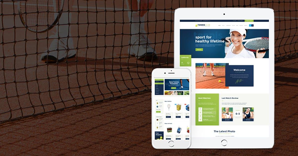Download Tennis Club by ThemeREX