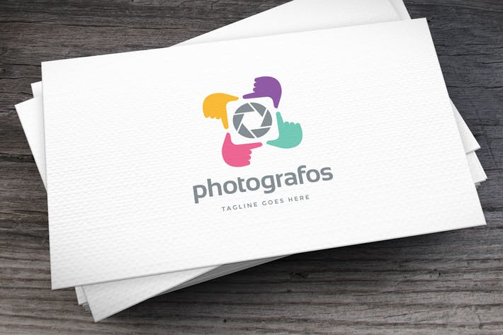 Thumbnail for Photografos Logo Template