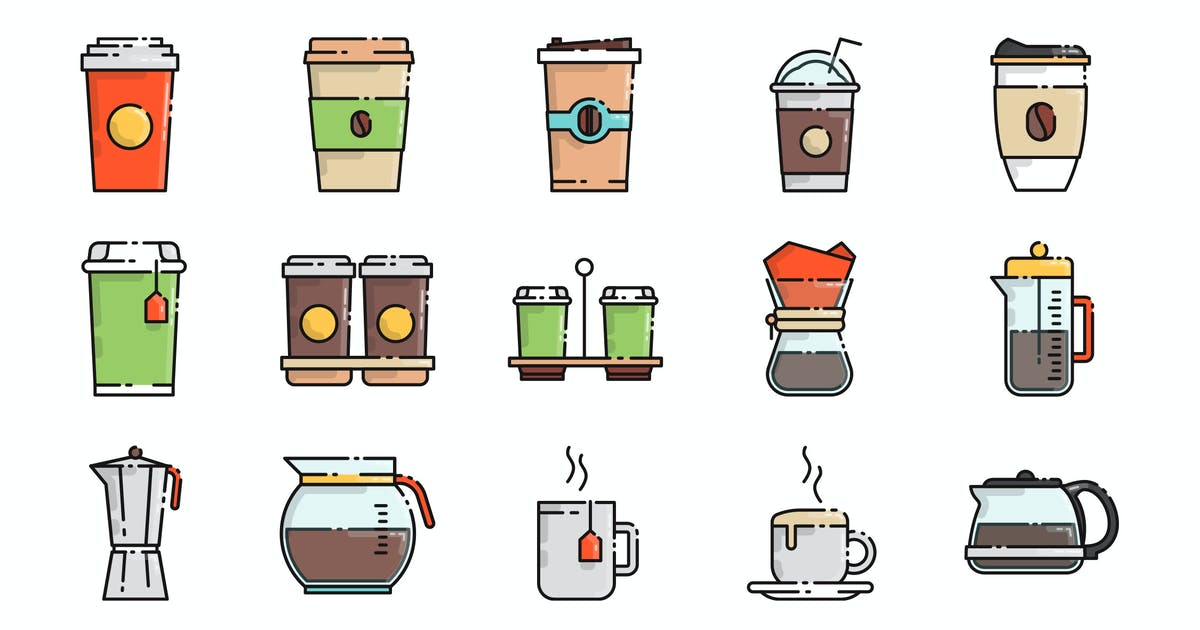 Download Coffee Icon by vintagio