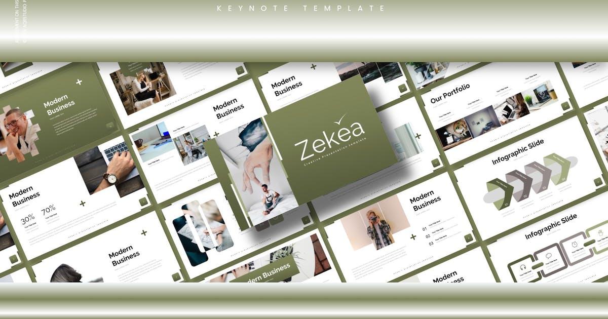 Download Zekea - Keynote Template by aqrstudio