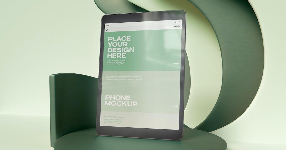 Download Tablet Mockup by megostudio