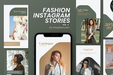 Fashion Instagram Stories Vol 4
