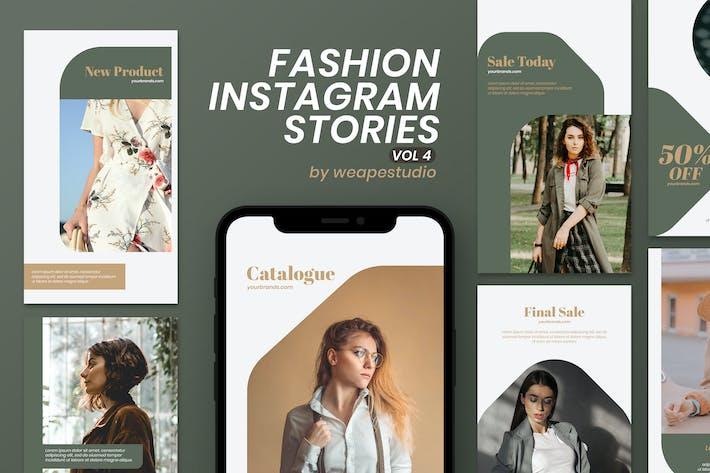 Thumbnail for Fashion Instagram Stories Vol 4