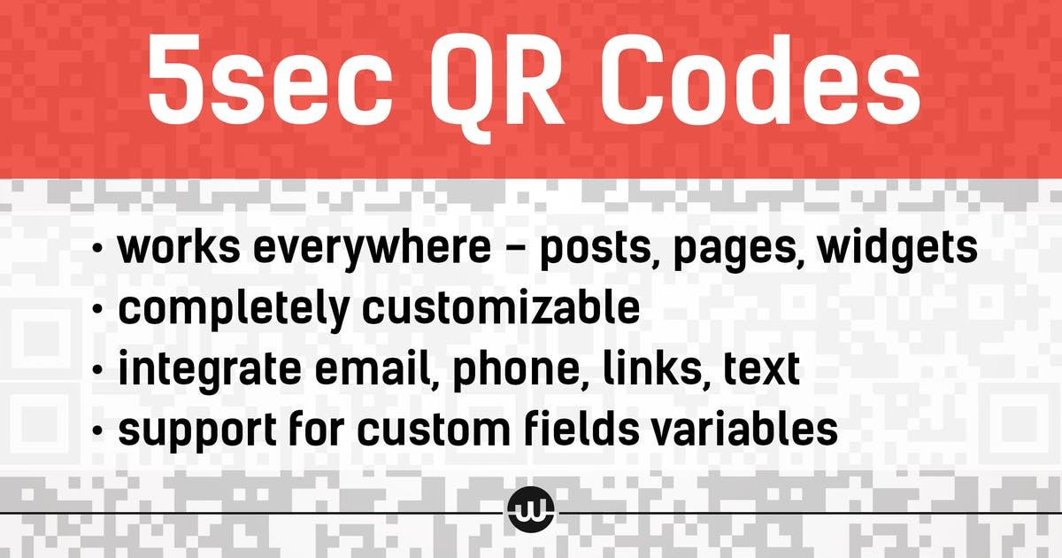 Download 5sec QR Codes by WebFactory