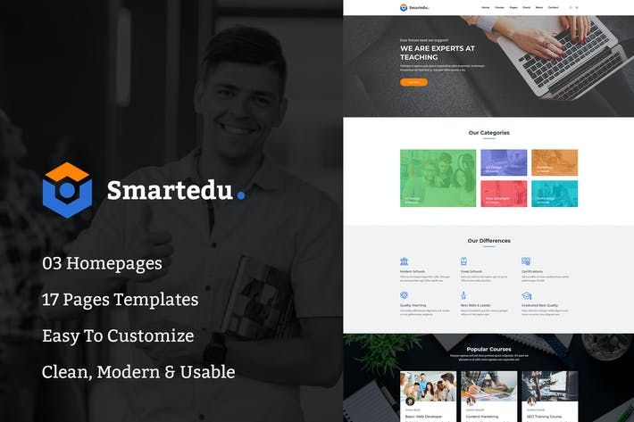Thumbnail for SmartEdu - Education & Courses