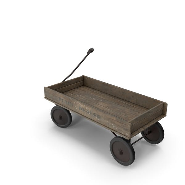 Thumbnail for Wooden Wagon