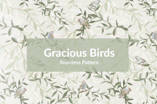 Gracious Birds
