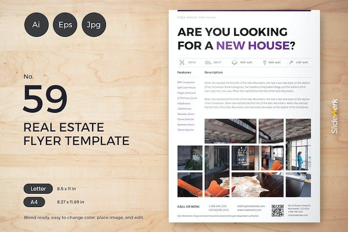 Thumbnail for Slidewerk Real Estate Flyer 59