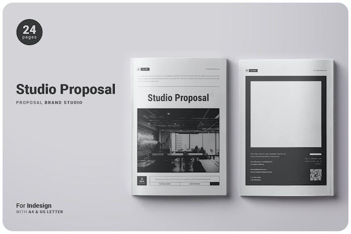 Thumbnail for Studio Proposal