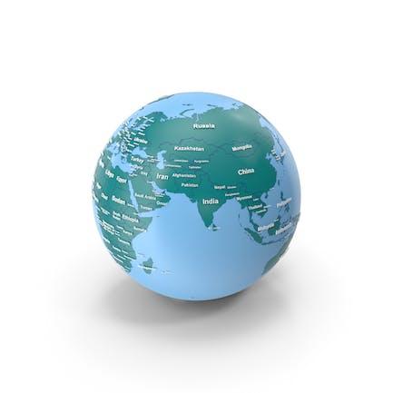 Earth Contour