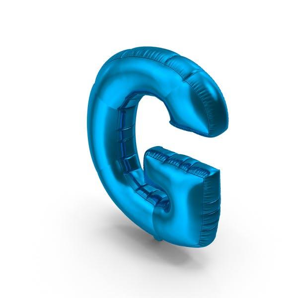 Thumbnail for Folienballonbuchstabe G