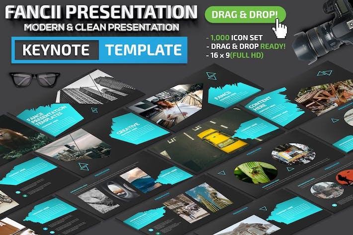 Thumbnail for Fancii Keynote Presentation