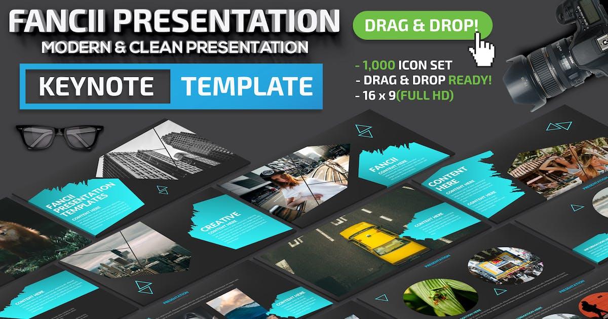 Download Fancii Keynote Presentation by mamanamsai