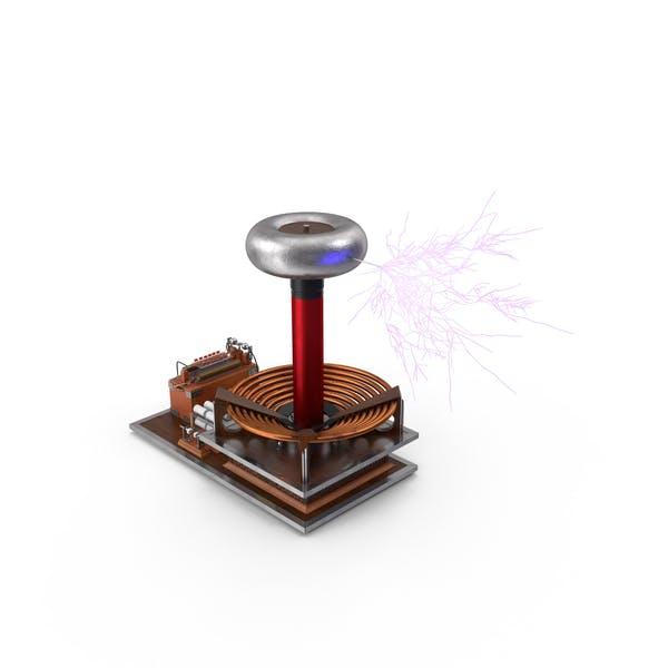 Thumbnail for Tesla Spule