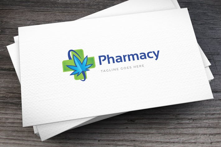 Thumbnail for Pharmacy Logo Template