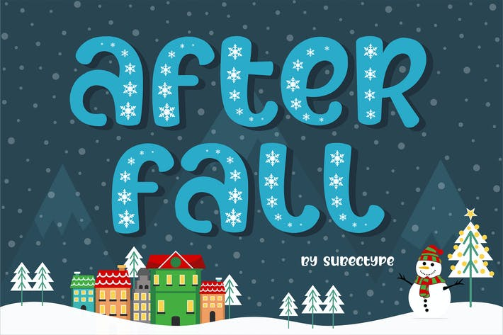 Thumbnail for After Fall