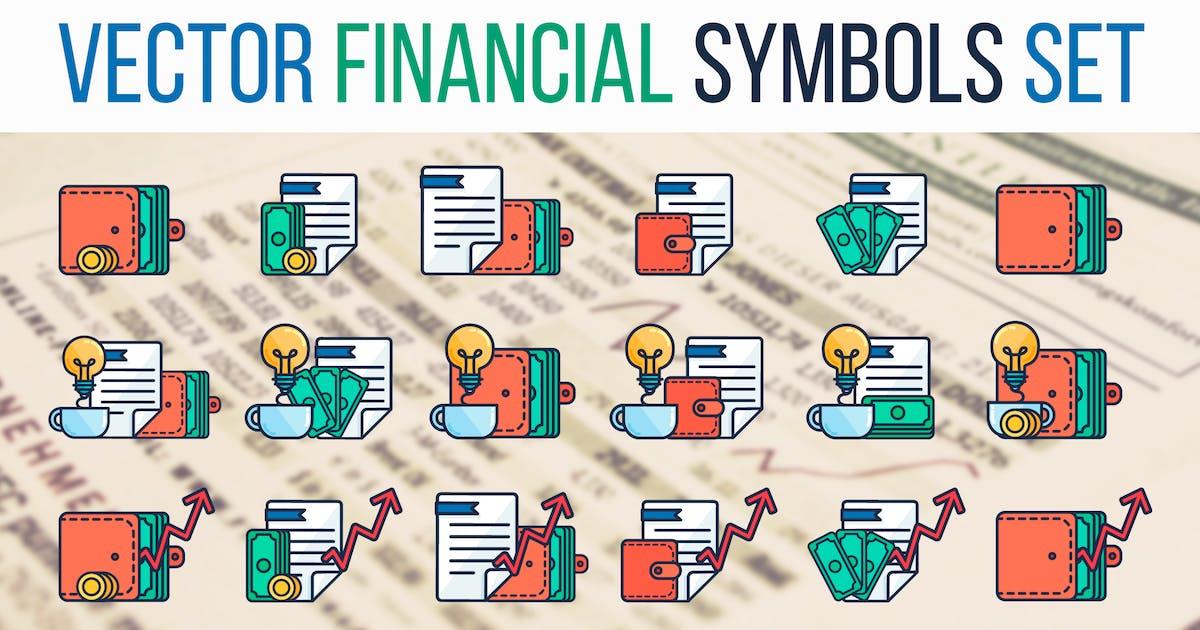 Download Financial Symbols Set by barsrsind