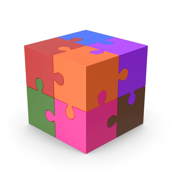 Cover Image for Puzzle Cube