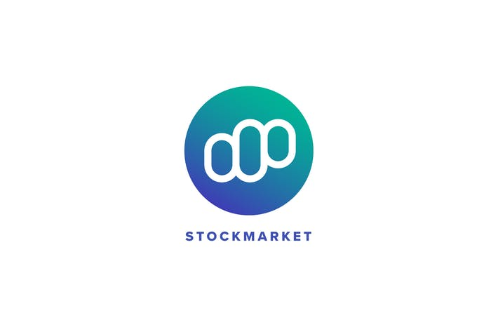 Thumbnail for Stock Market Logo Template
