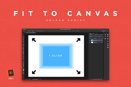 Fit to Canvas Script for Ai