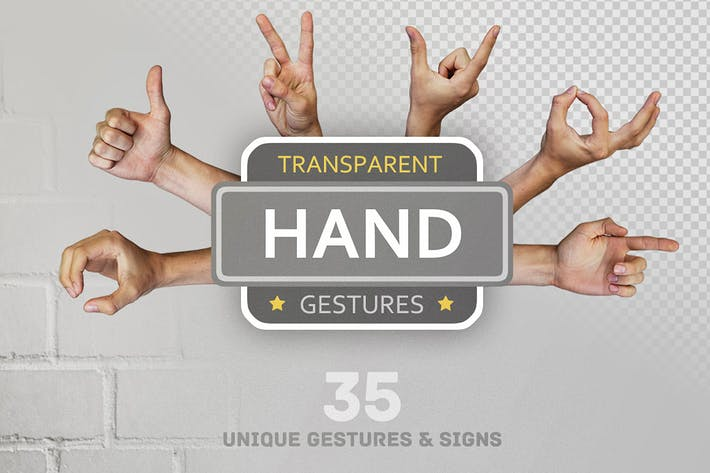 Thumbnail for Hand Signs & Gestures