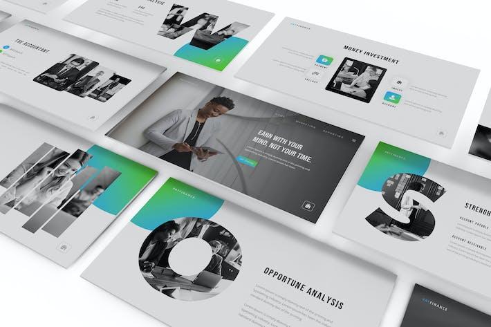 Payfinance Powerpoint Presentation Template