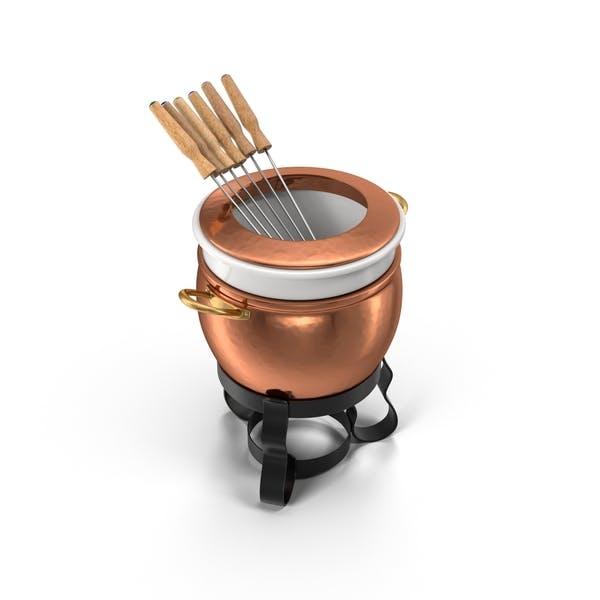 Thumbnail for Fondue Pot