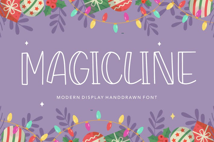 Magicline Display Fuente YH