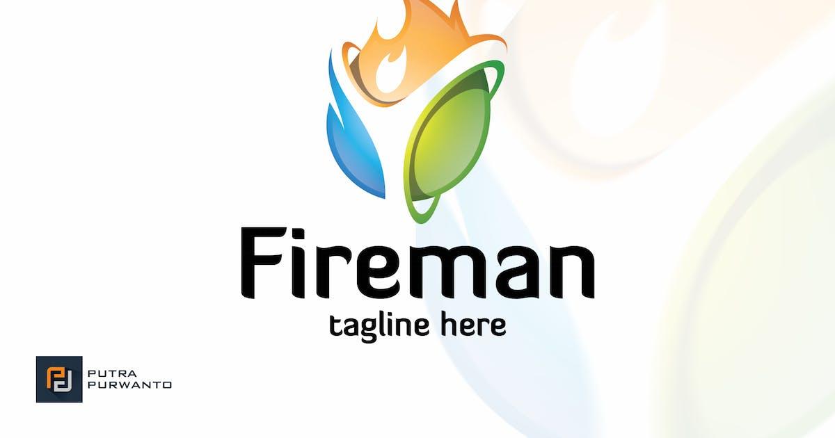 Download Fireman - Logo Template by putra_purwanto
