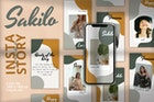 Sakilo Instagram Story Template