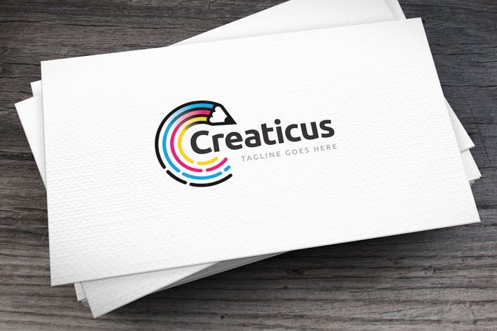 Thumbnail for Creaticus Letter C Logo Template