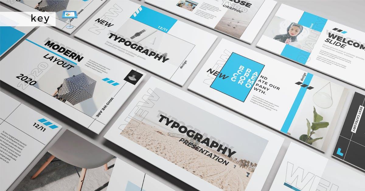 Download NEW TYPOGRAPHY - Keynote V292 by Shafura