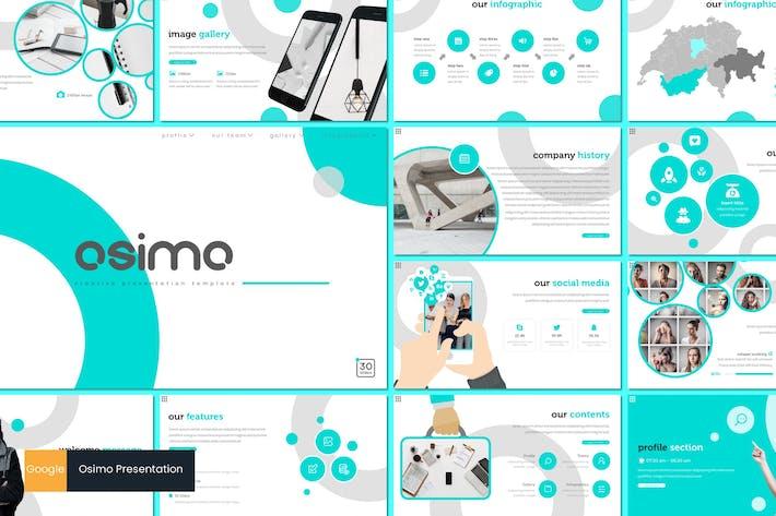 Thumbnail for Osimo - Google Slides Template