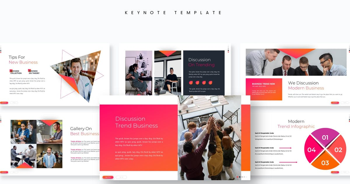 Download Expert - Keynote Template by aqrstudio