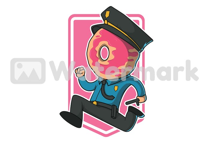 Thumbnail for Donut Cop