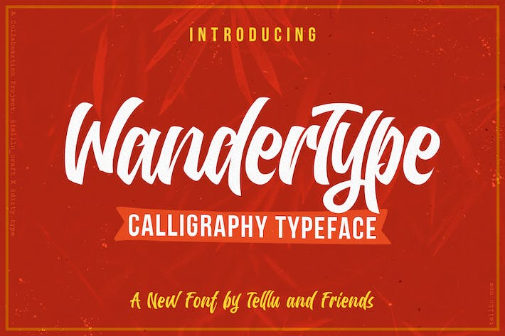 Thumbnail for WanderType
