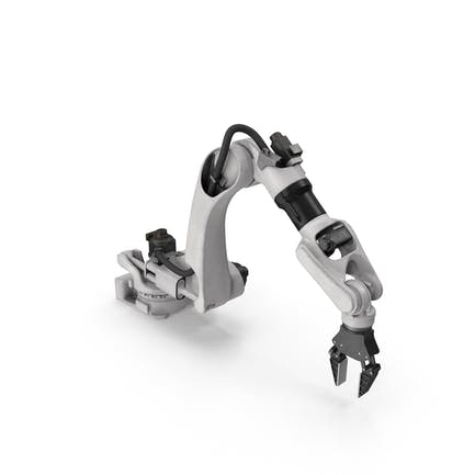 Spot-Roboter mit Greifer