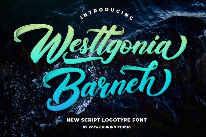 Thumbnail for Westtgonia Barneh - Police Casual Script