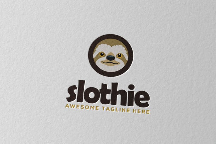 Thumbnail for Slothie Logo
