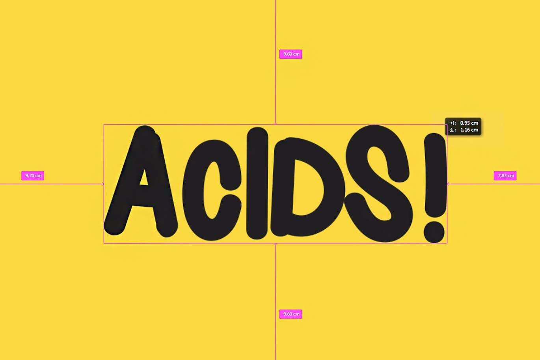 Acids-Font