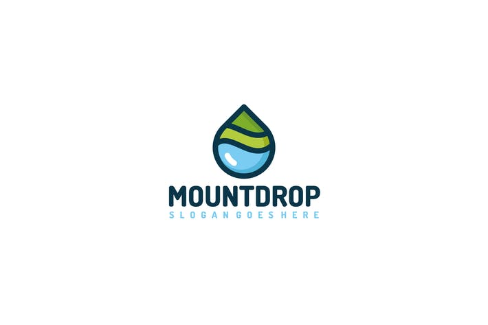 Mountain Drop Logo