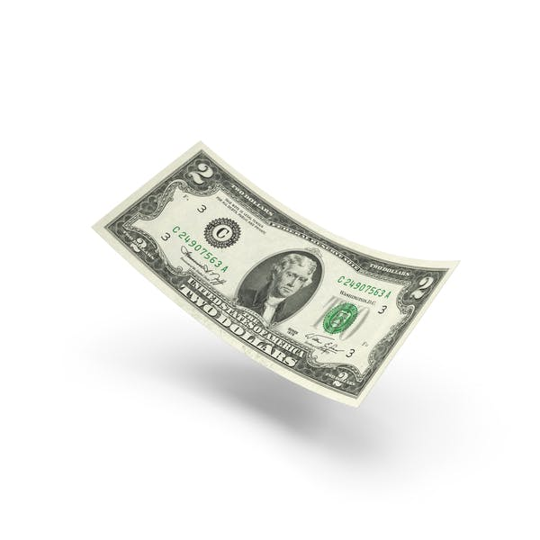 Thumbnail for 2 Dollar Bill