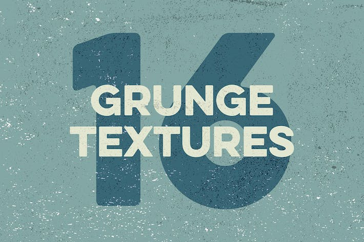 Thumbnail for 16 Grunge Textures