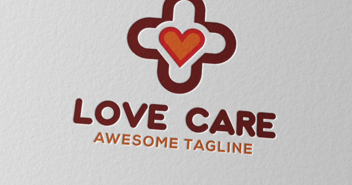 Download Love Care Logo by Scredeck