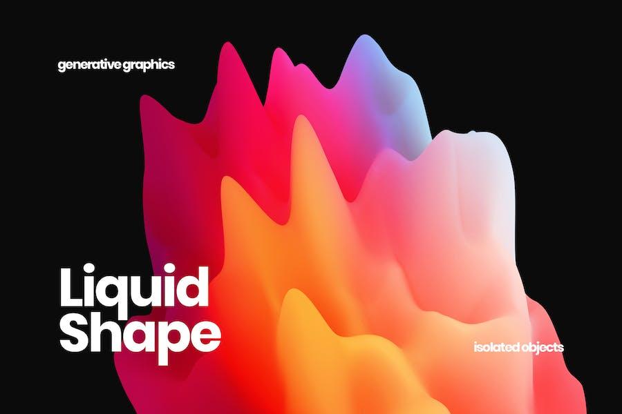 Liquid Shapes