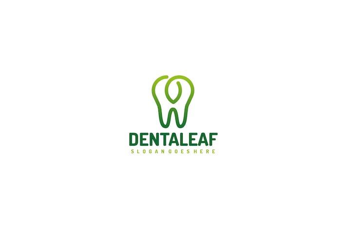 Thumbnail for Dental Leaf Logo