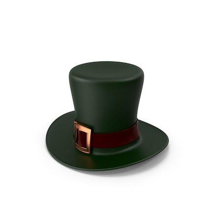 Green St Patrick Hat