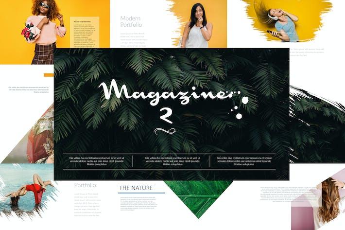 Thumbnail for Keynote MAGAZINE 2