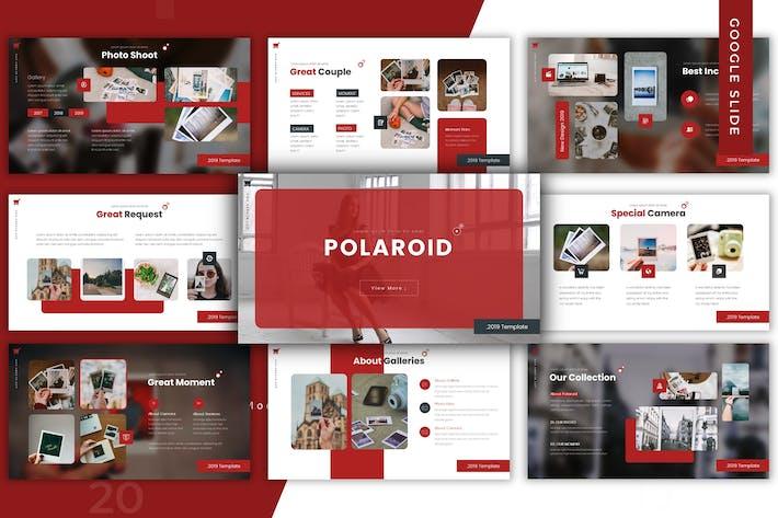 Thumbnail for Polaroid - Google Slides Template